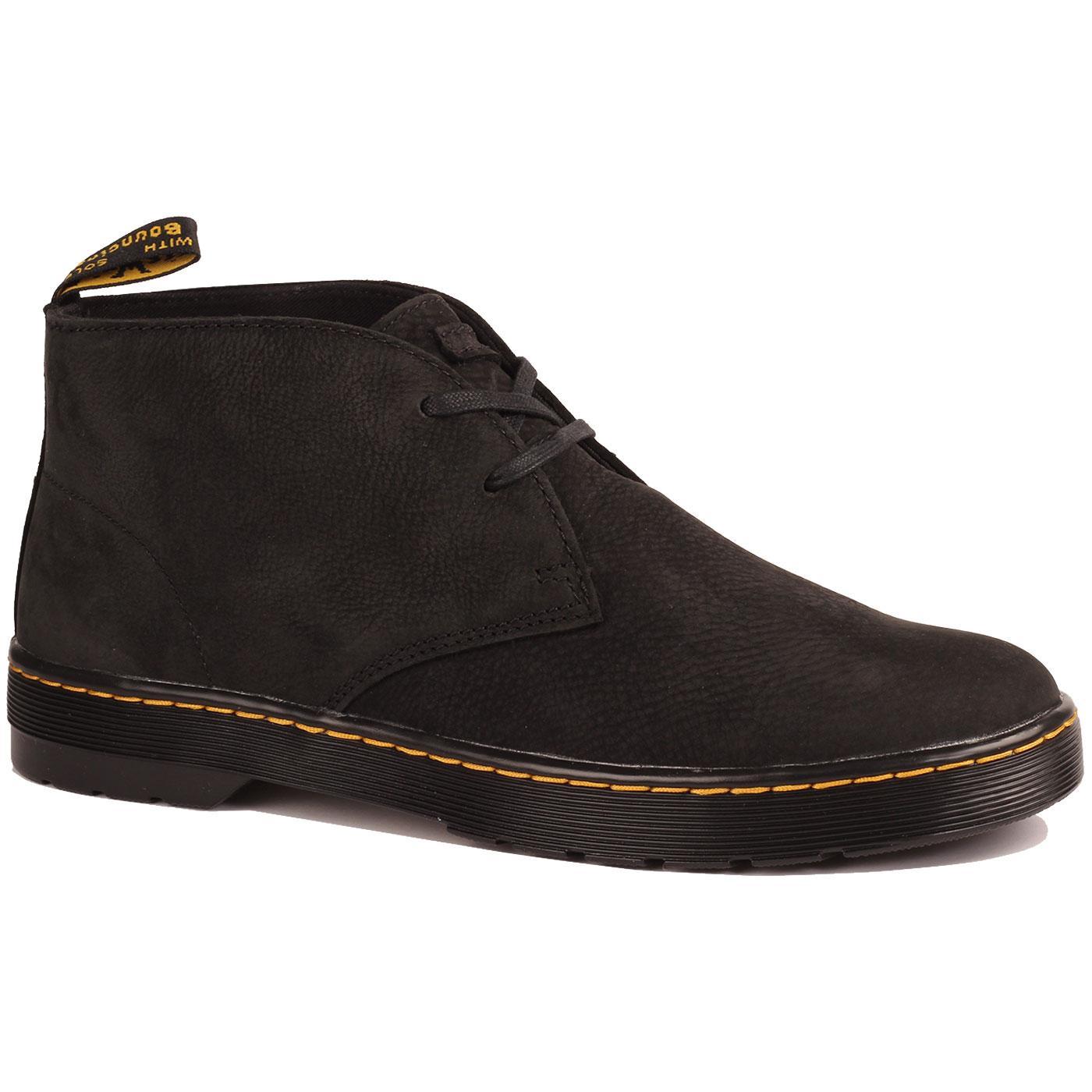 Cabrillo DR MARTENS Milled Nubuck Desert Boots