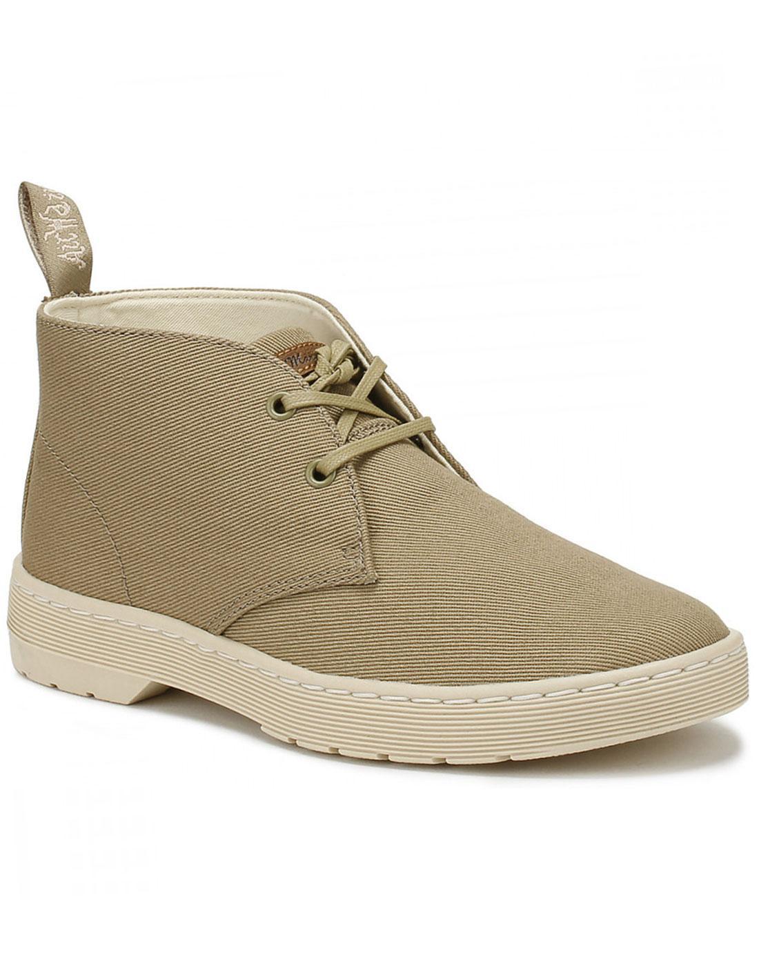 Mayport DR MARTENS Overdyed Twill Desert Boots OG