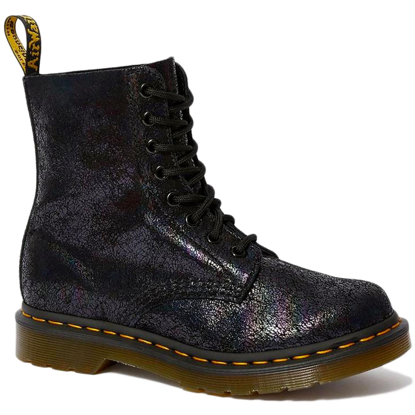 1460 Pascal Iridescent Crackle DR MARTENS Boots B