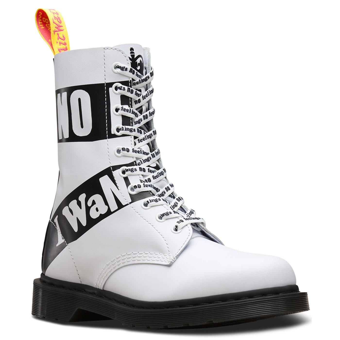 DR MARTENS x THE SEX PISTOLS 70s 1490 Punk Boots