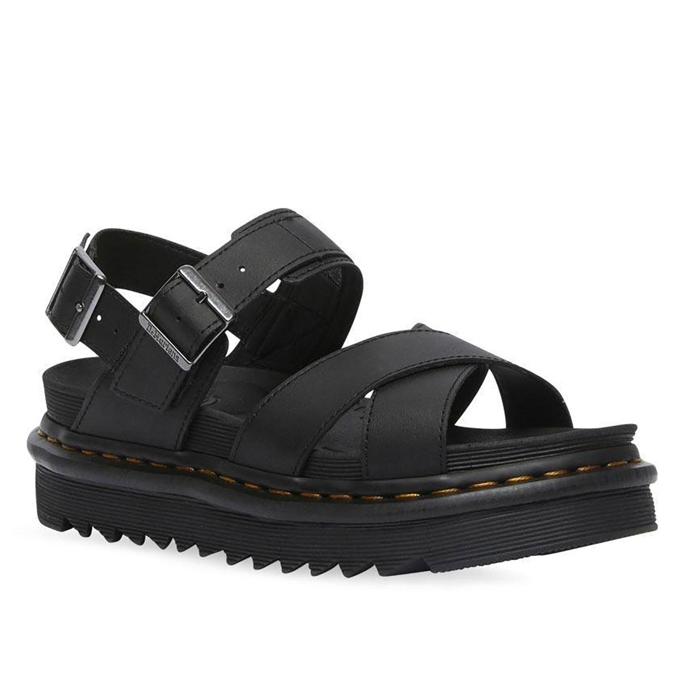 Voss II DR MARTENS Womens Hydro Leather Sandals B