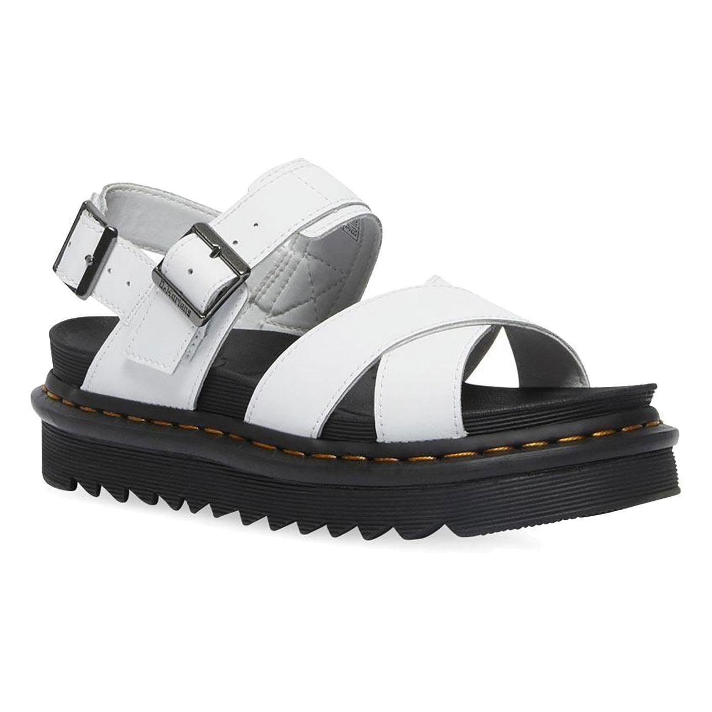 Voss II DR MARTENS Womens Hydro Leather Sandals W
