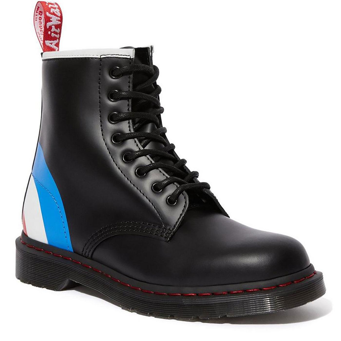 Dr MARTENS X THE WHO 1460 Mod Sixties Ankle Boots