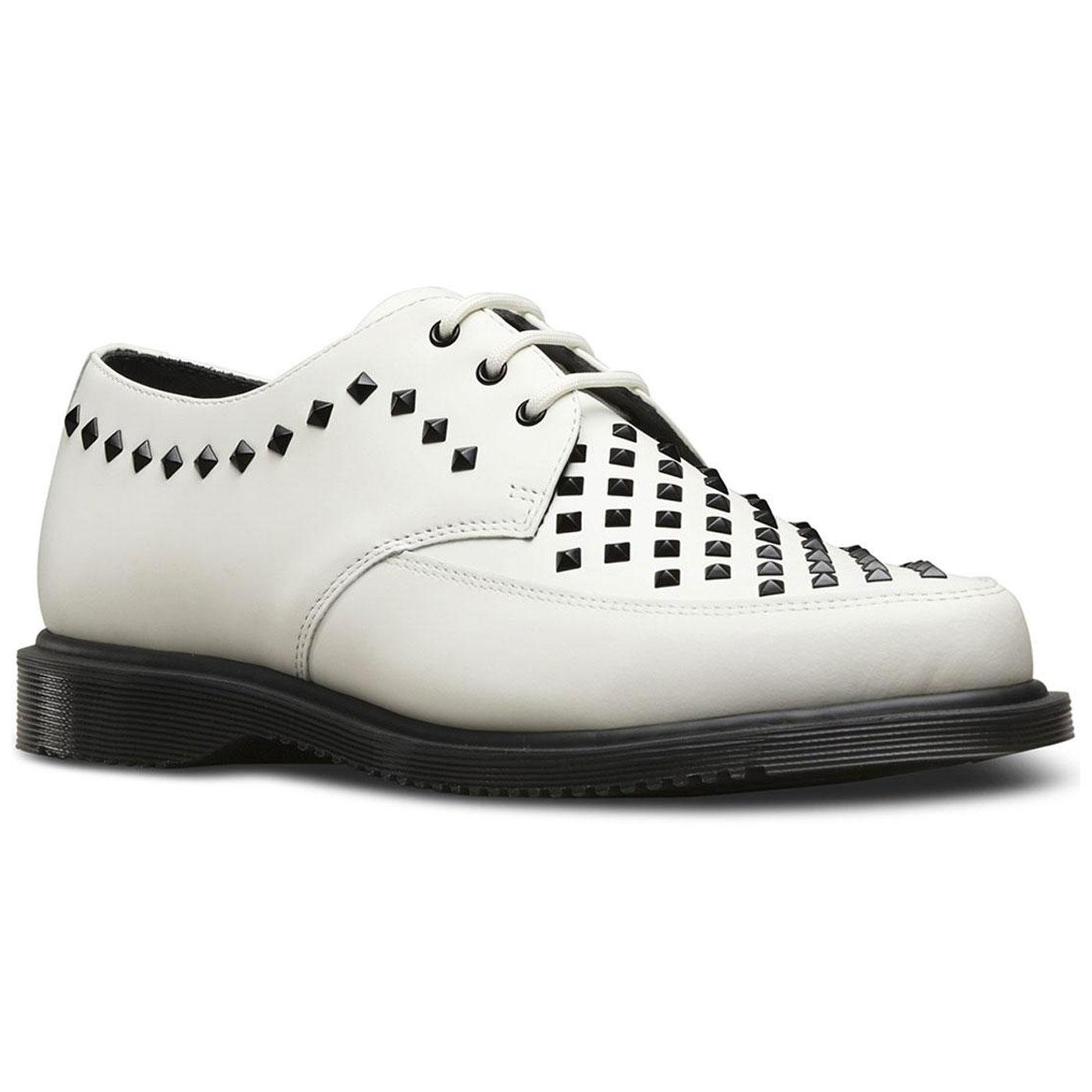Willis DR MARTENS MEN'S 50s Smooth Stud Creepers W