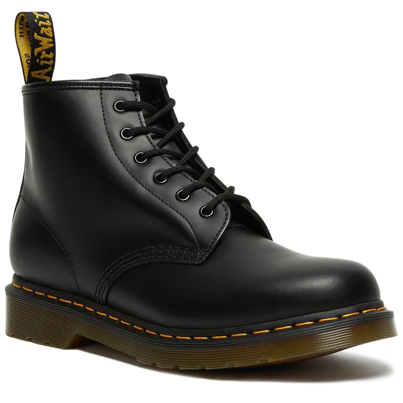 101 YS DR MARTENS Retro Mod 6 Eyelet Boots (B/YS)