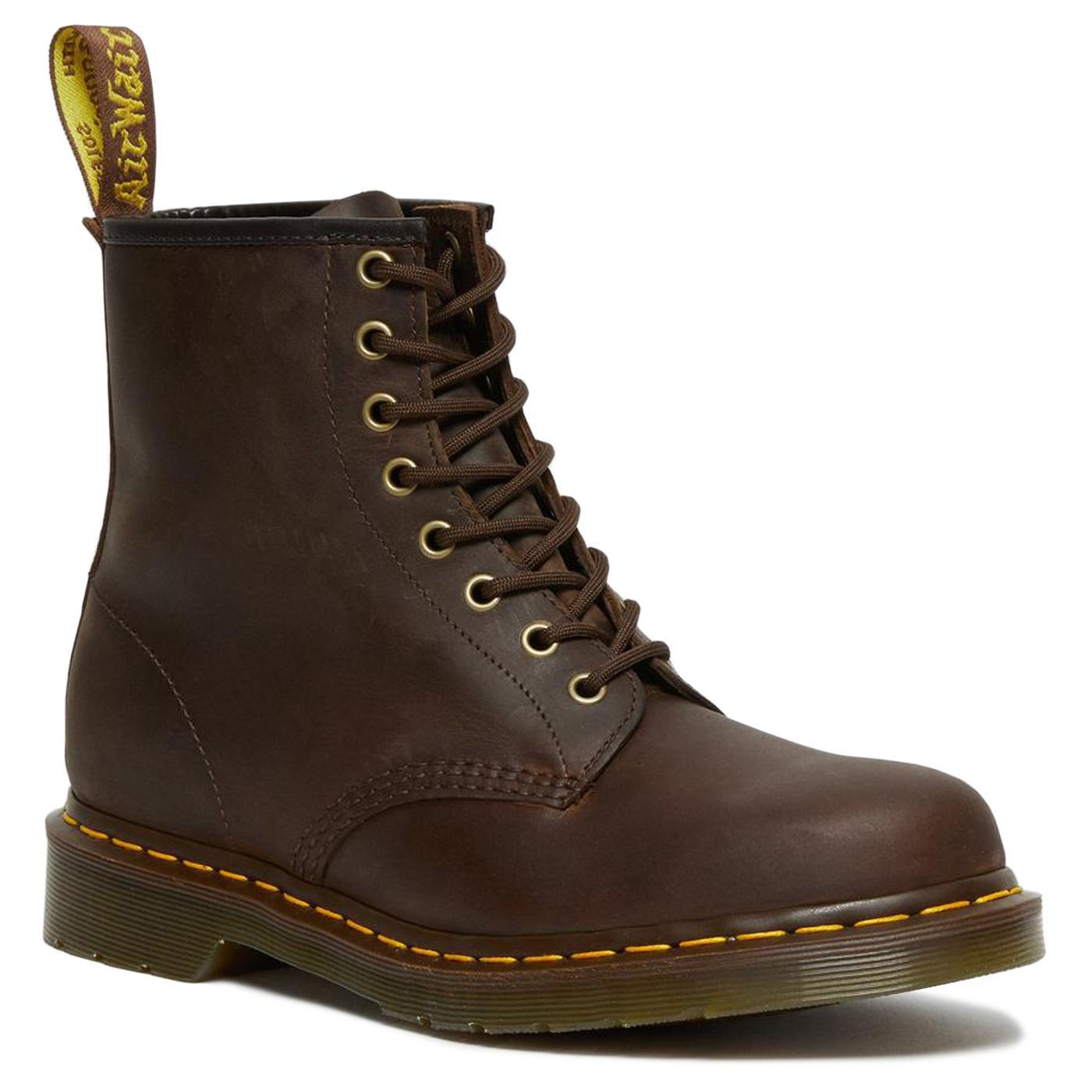 1460 Gaucho DR MARTENS Men's Leather Ankle Boots