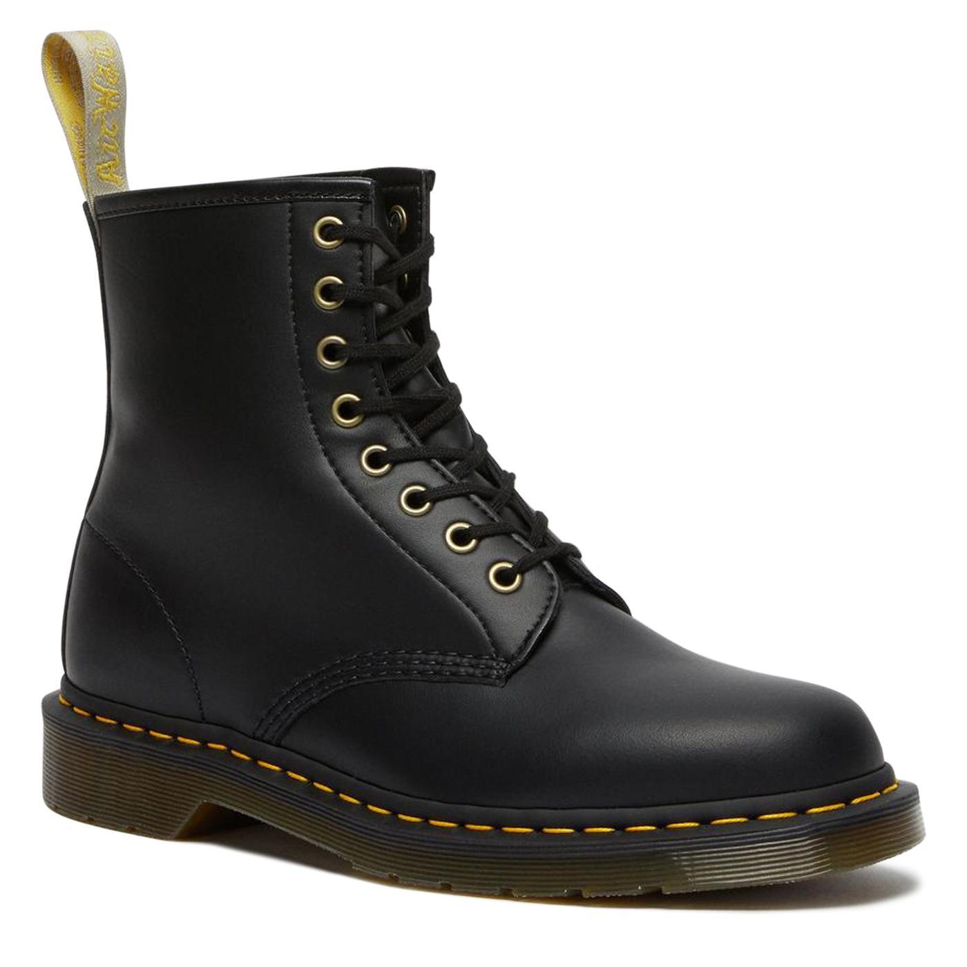 DR MARTENS Vegan 1460 Women's Felix Rub Off Boots