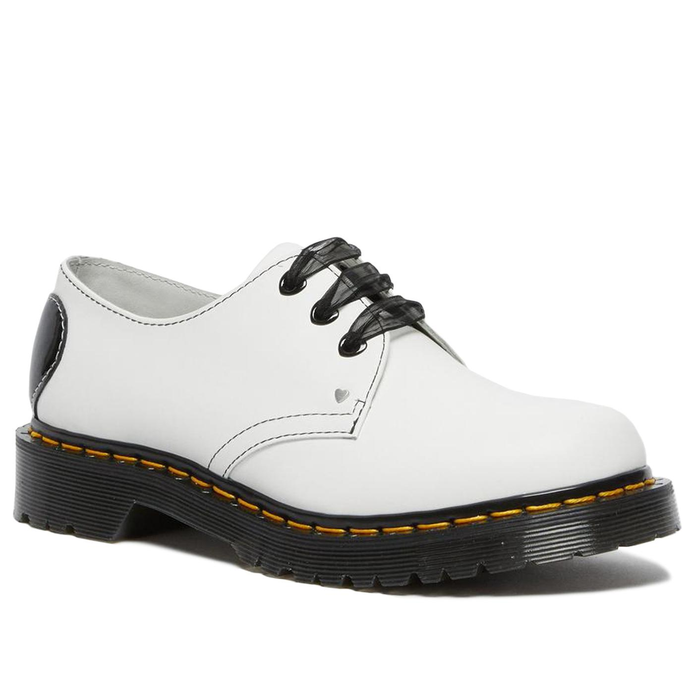 DR MARTENS 1461 Hearts Retro 70s Oxford Shoes (W)