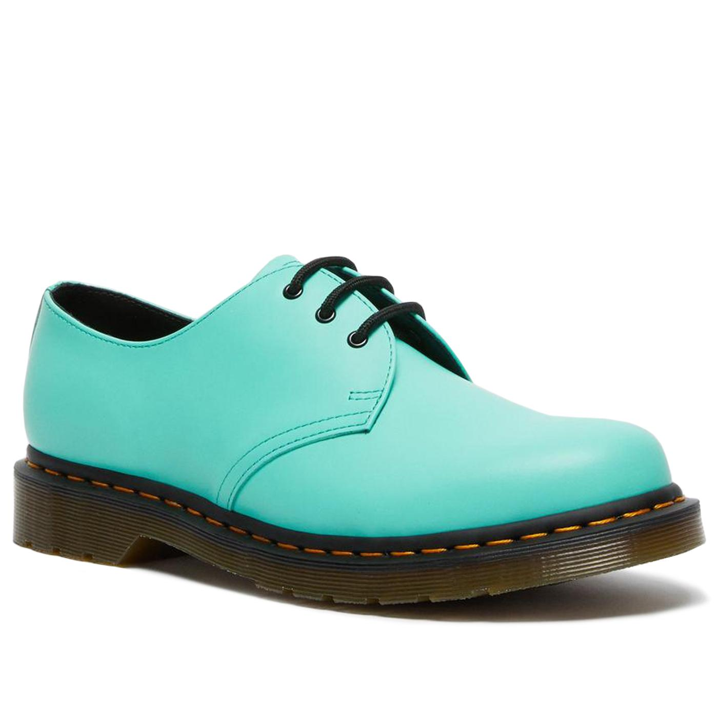 1461 DR MARTENS Smooth Oxford Shoes PEPPERMINT