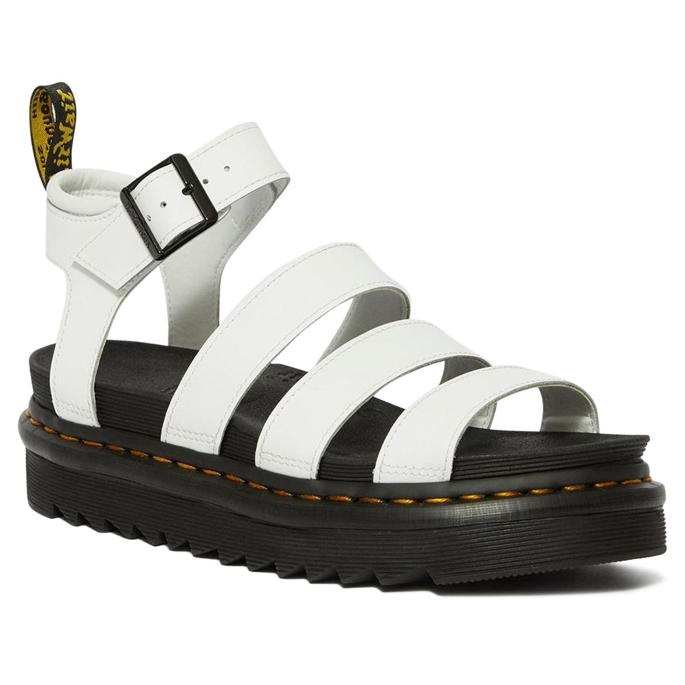 Blaire Hydro DR MARTENS Retro Leather Sandals (W)