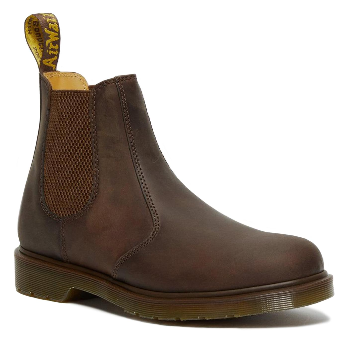 2976 Gaucho DR MARTENS Leather Chelsea Boots DB