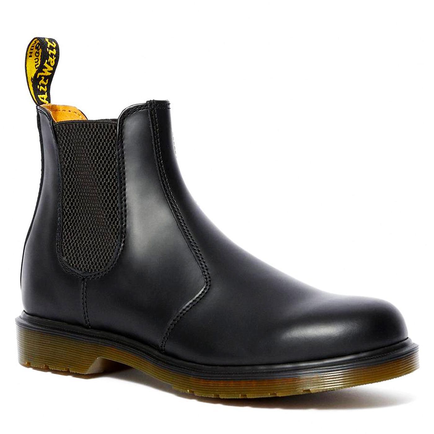 DR MARTENS 2976 Smooth Mod Chelsea Boots (Black)