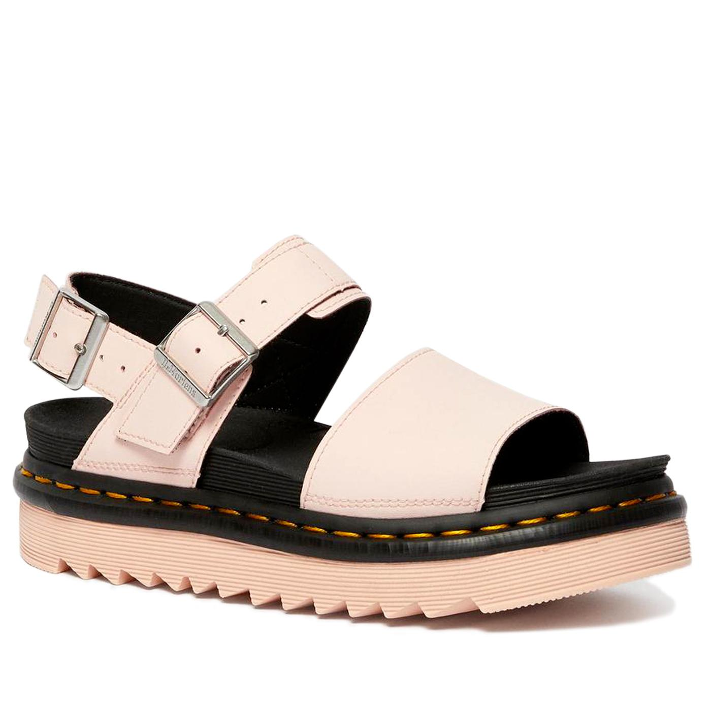 Voss DR MARTENS Womens Hydro Leather Sandals (PS)