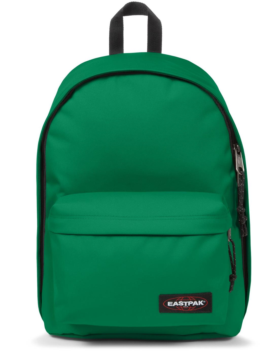 Out Of Office EASTPAK Parrot Green Laptop Backpack