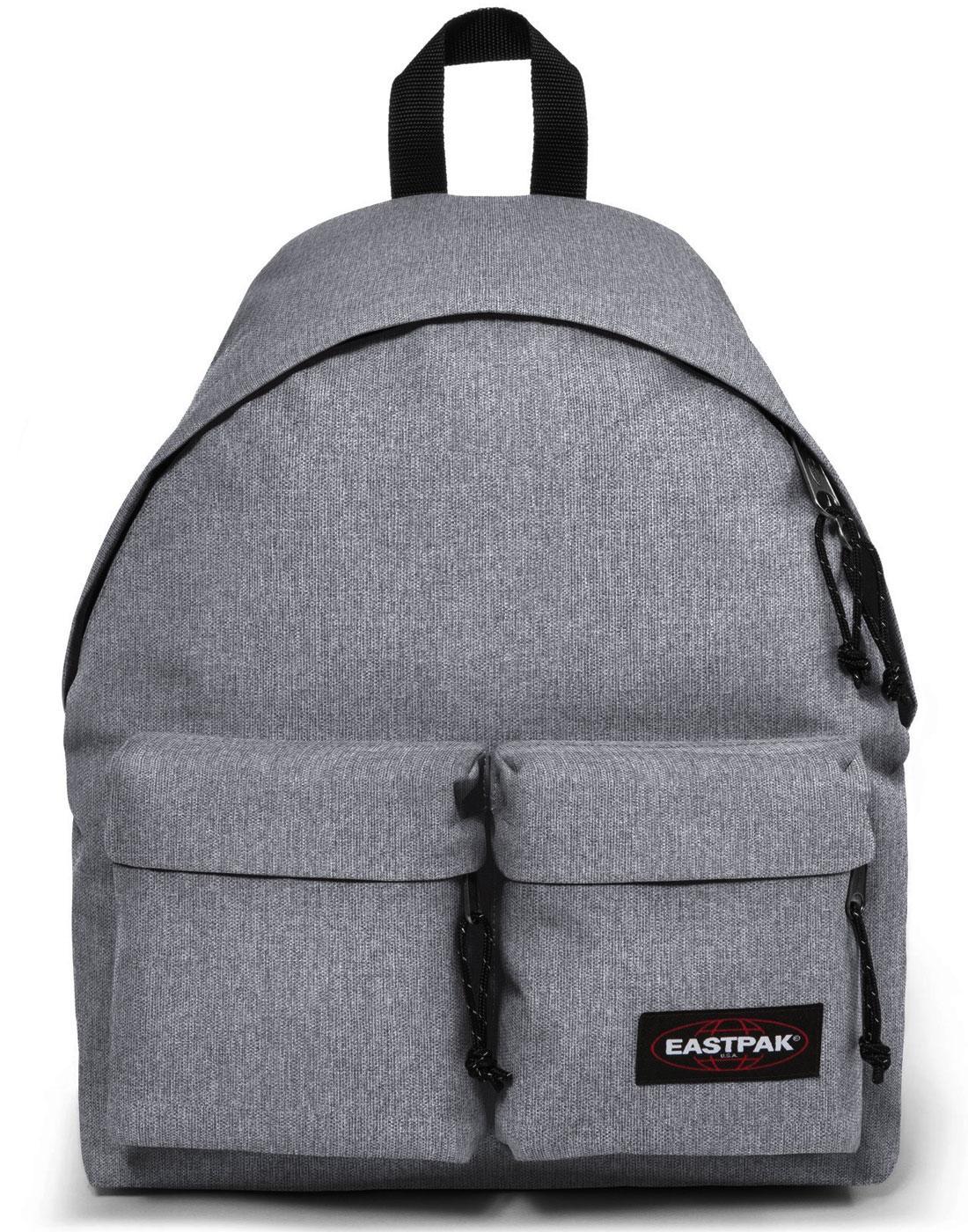 Padded Doublr EASTPAK Retro Backpack - Sunday Grey