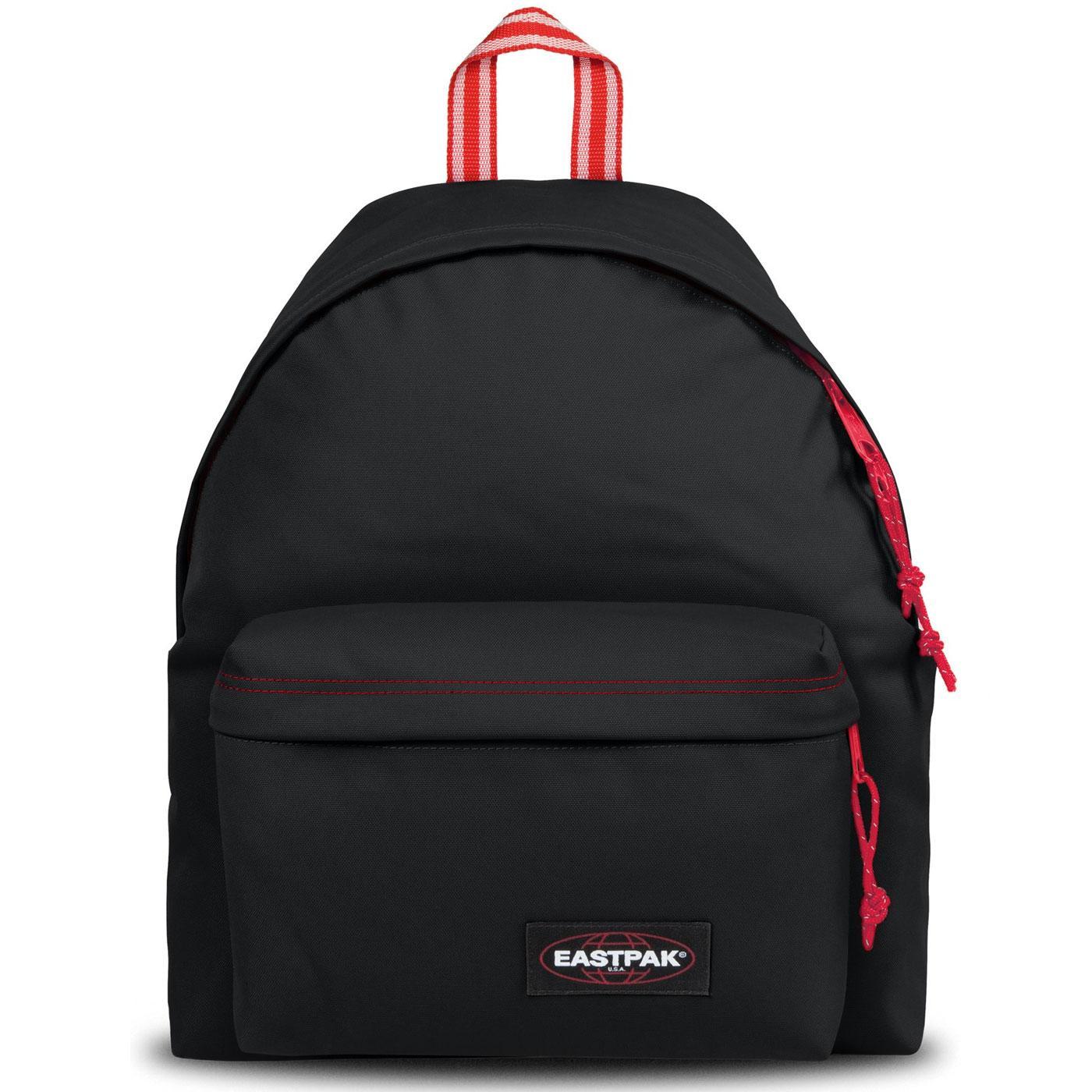 Padded Pak'r EASTPAK Retro Backpack BLACKOUT DARK