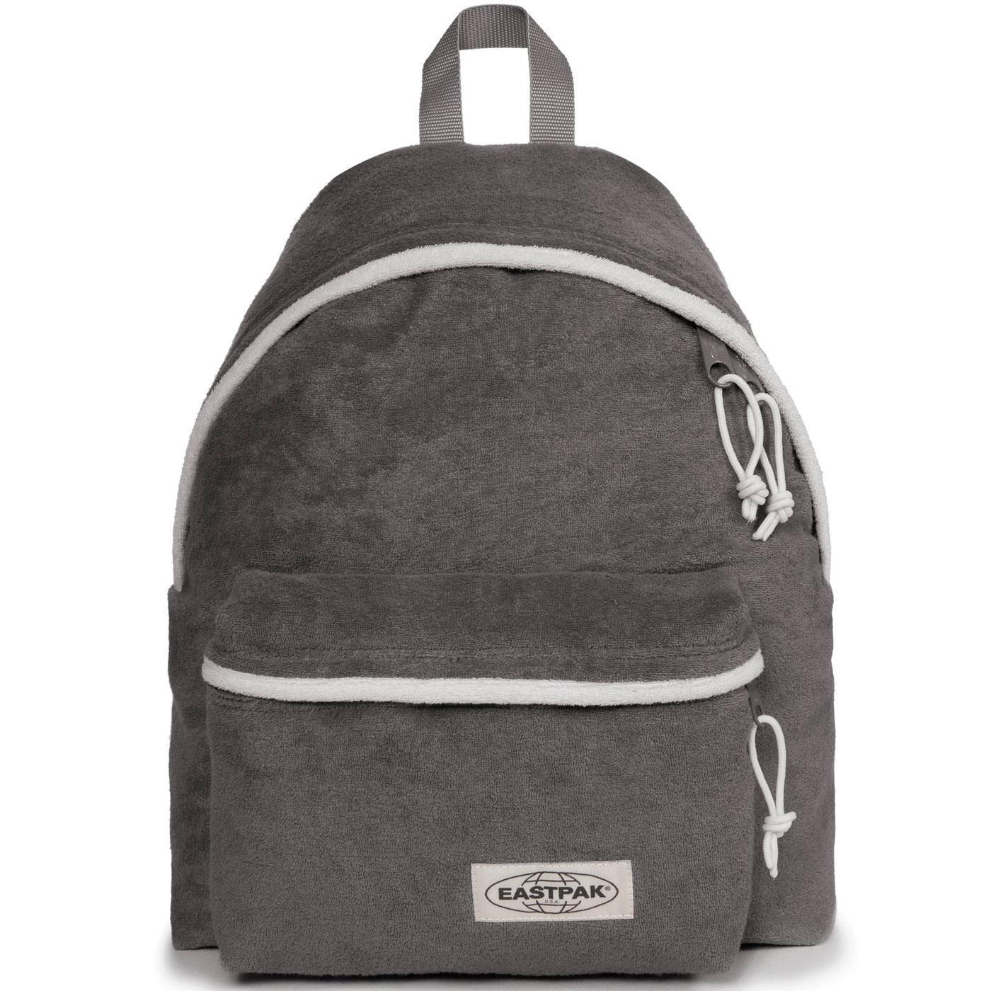 Padded Pak'r EASTPAK Retro Grey Terry Backpack