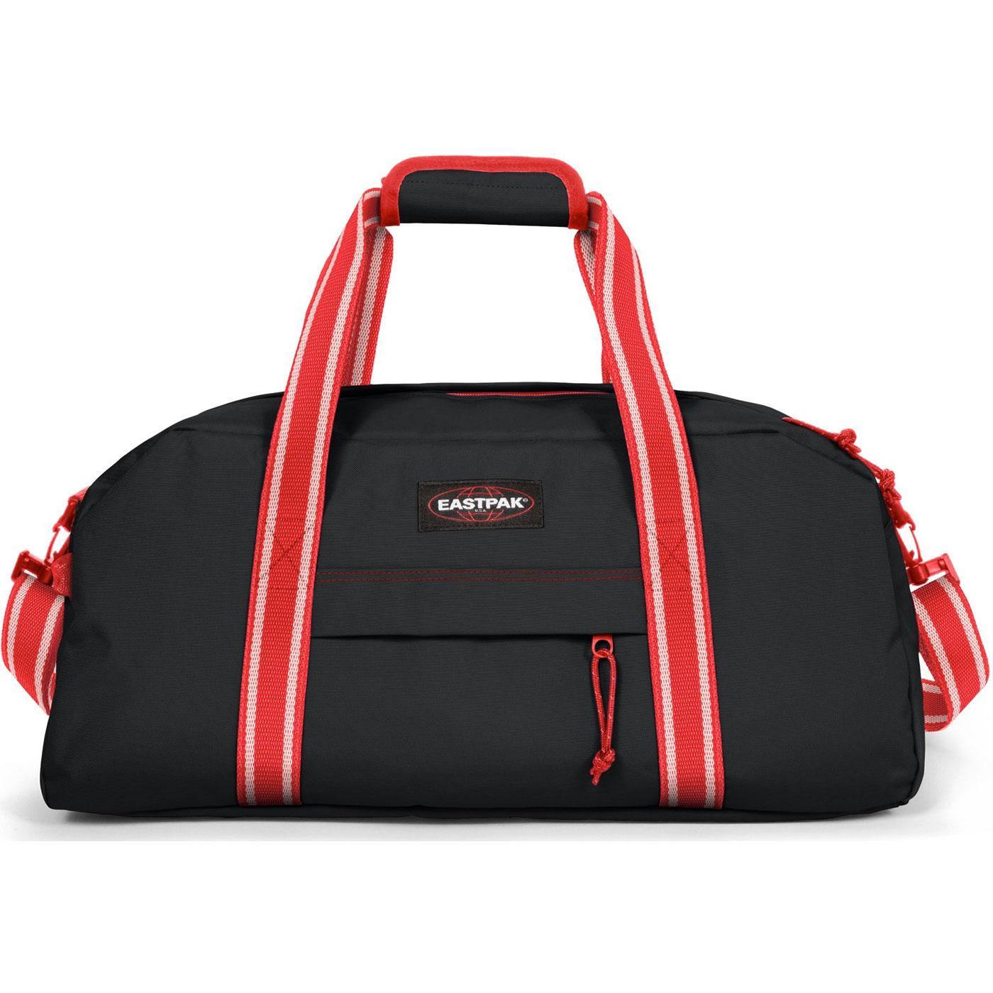 Stand+ EASTPAK Retro Mod Holdall Bag BLACKOUT DARK