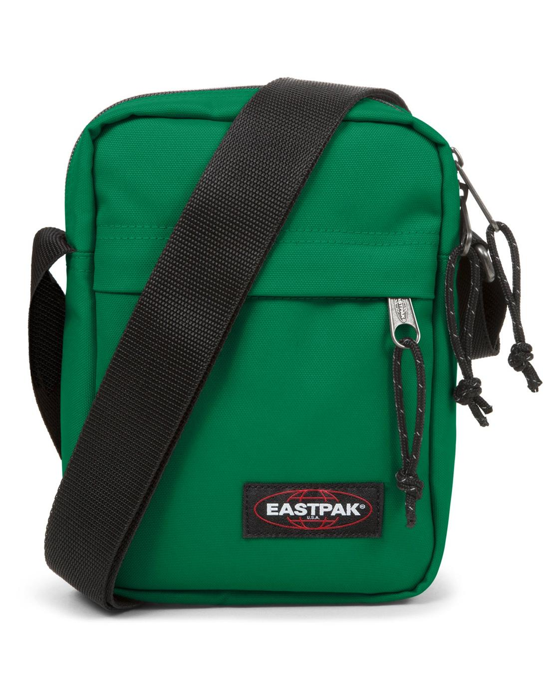 The One EASTPAK Retro Zip Mini Bag in Parrot Green