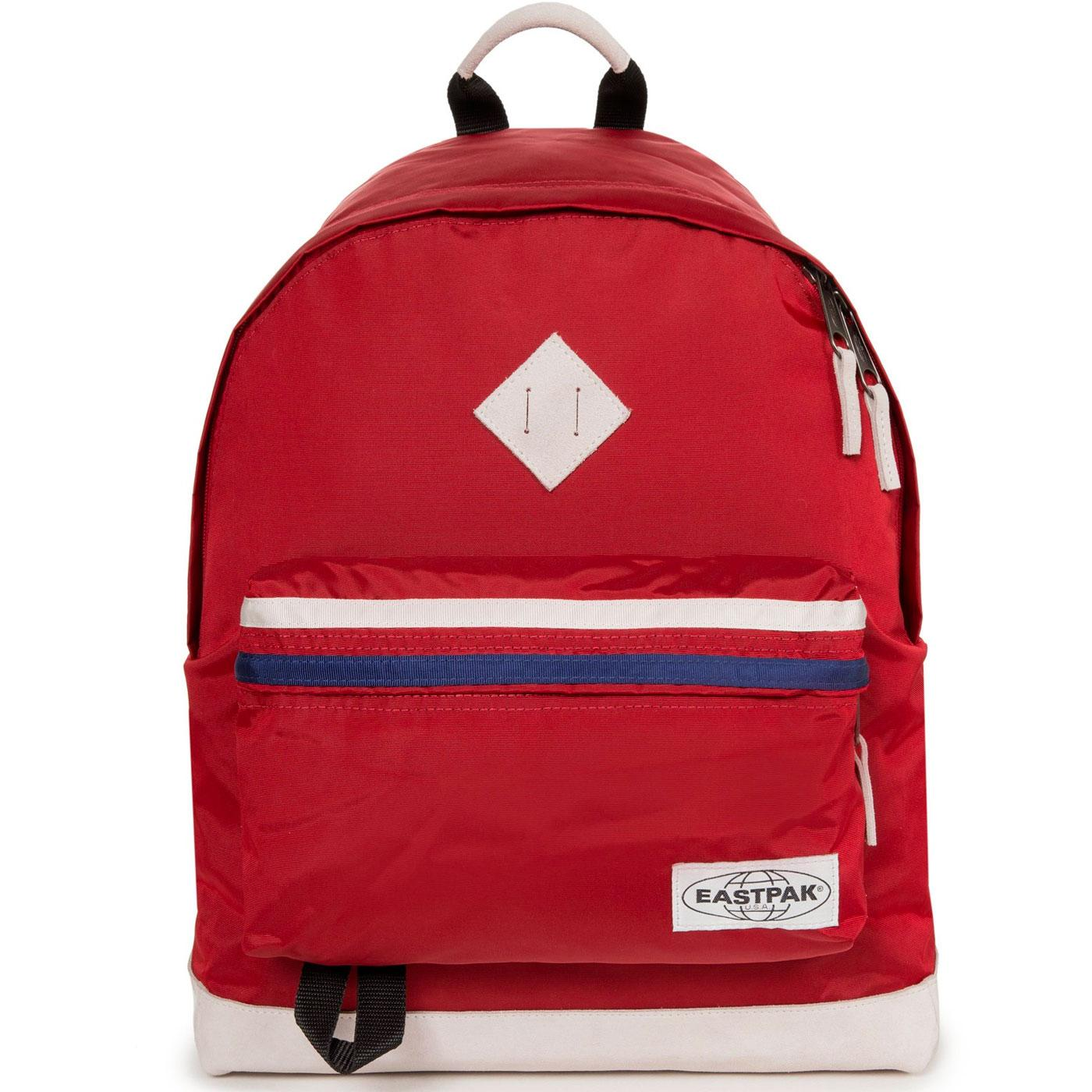 Wyoming EASTPAK Heritage Backpack (Into Retro Red)