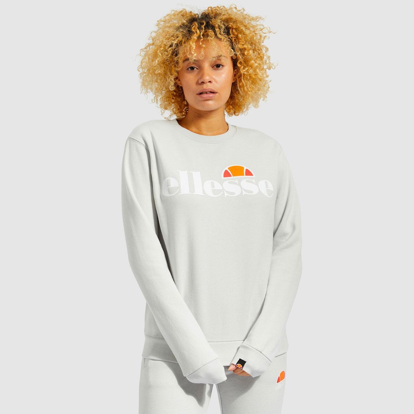 Agata ELLESSE Women's Retro 90s Sweatshirt (LG)
