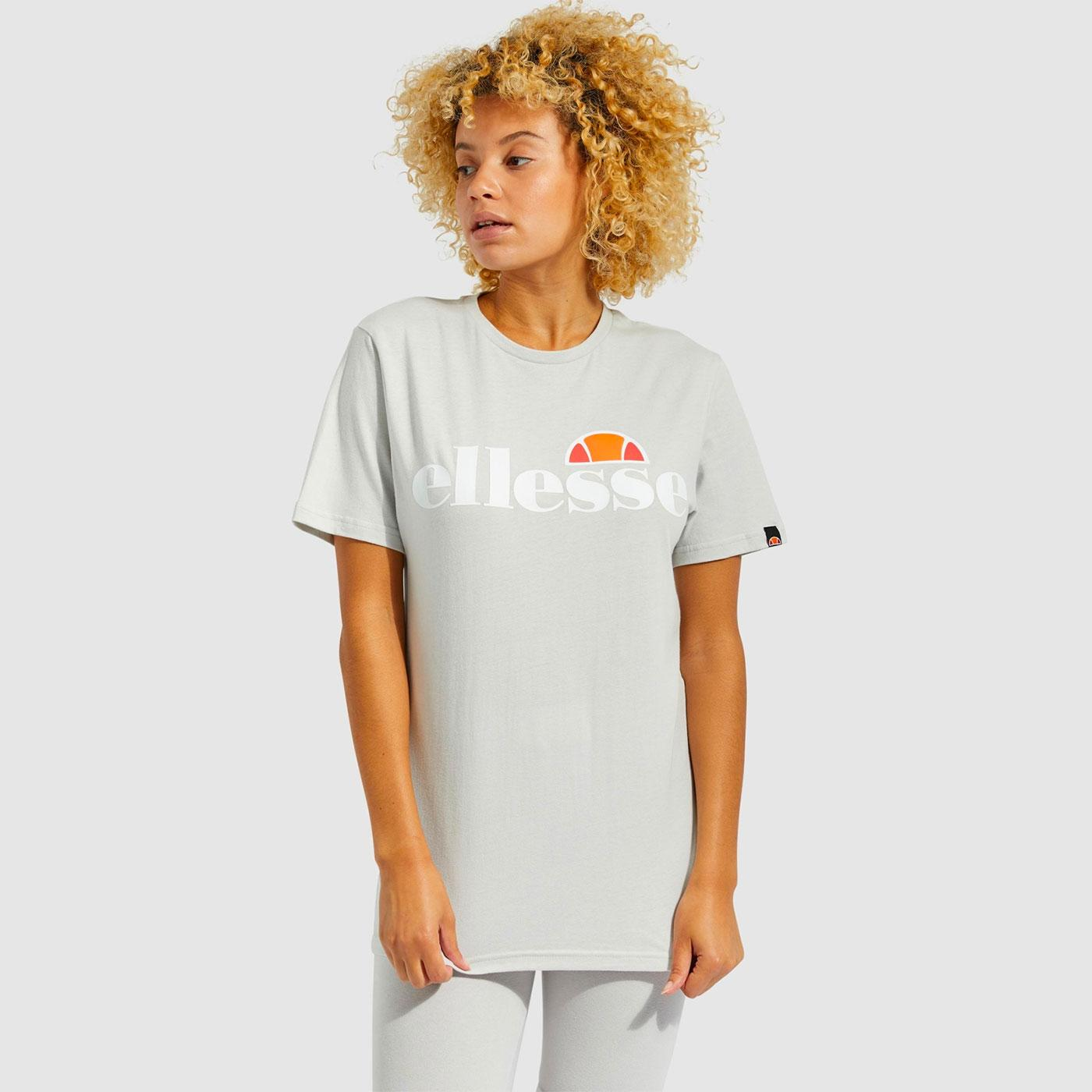 Albany ELLESSE Women's Retro Relaxed Fit Tee (LG)