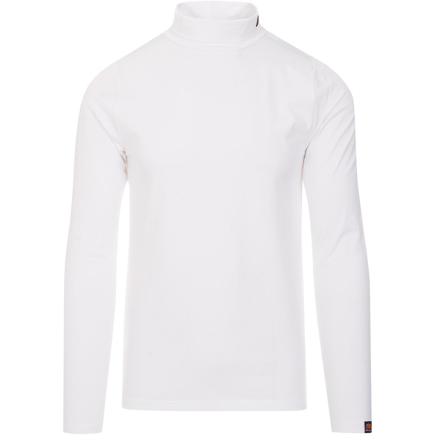 Amica ELLESSE Mens Retro Seventies Roll Neck Top W