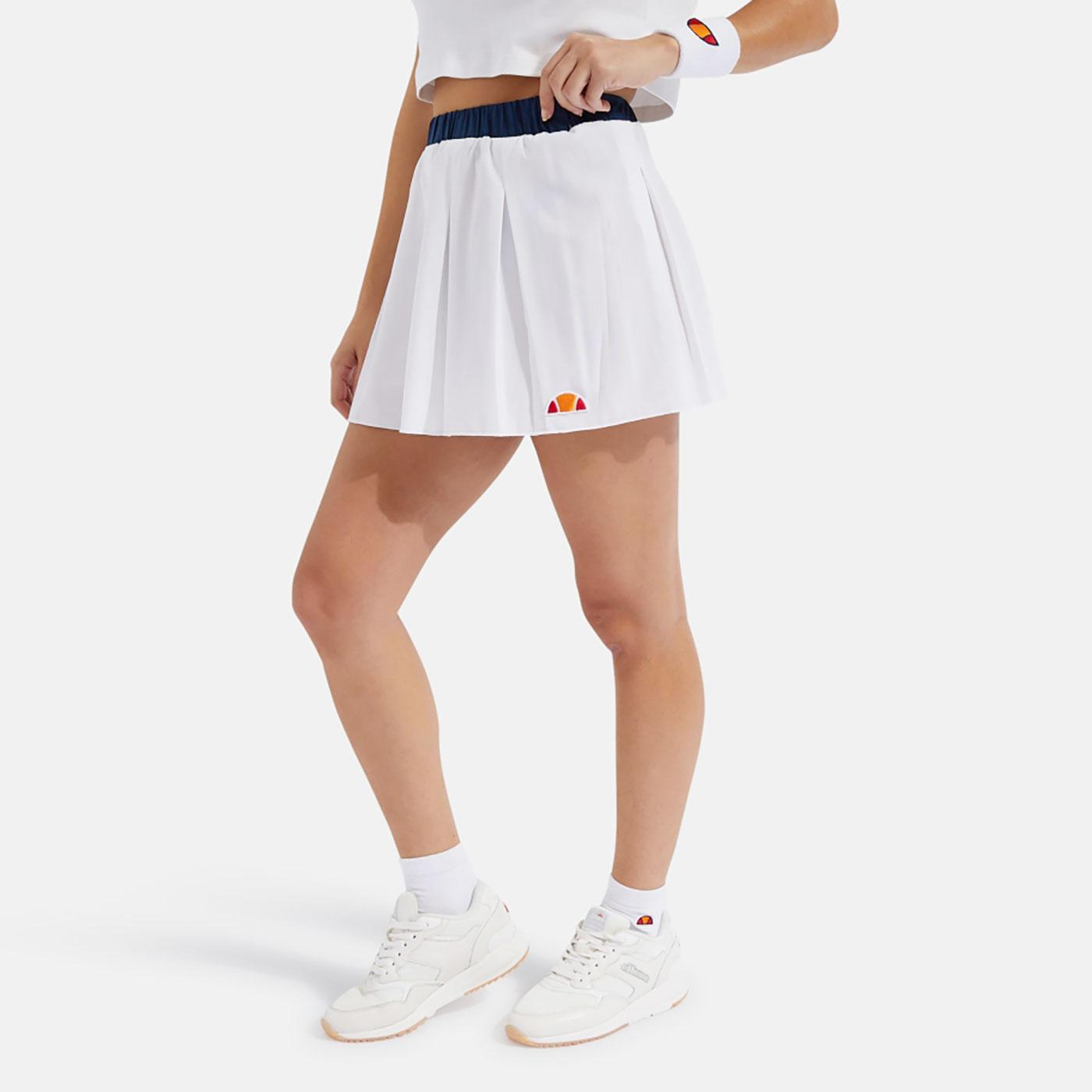 Annuziata ELLESSE Retro Pleated Tennis Skirt W