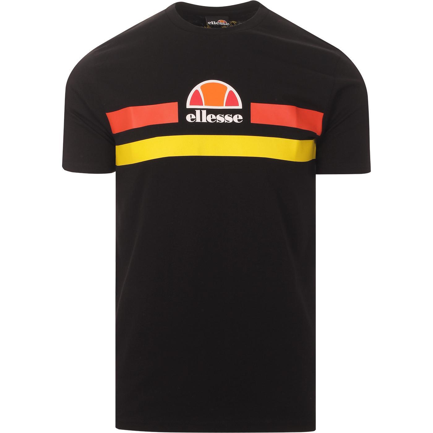 Aprela ELLESSE Retro Football Stripe Tee (Germany)
