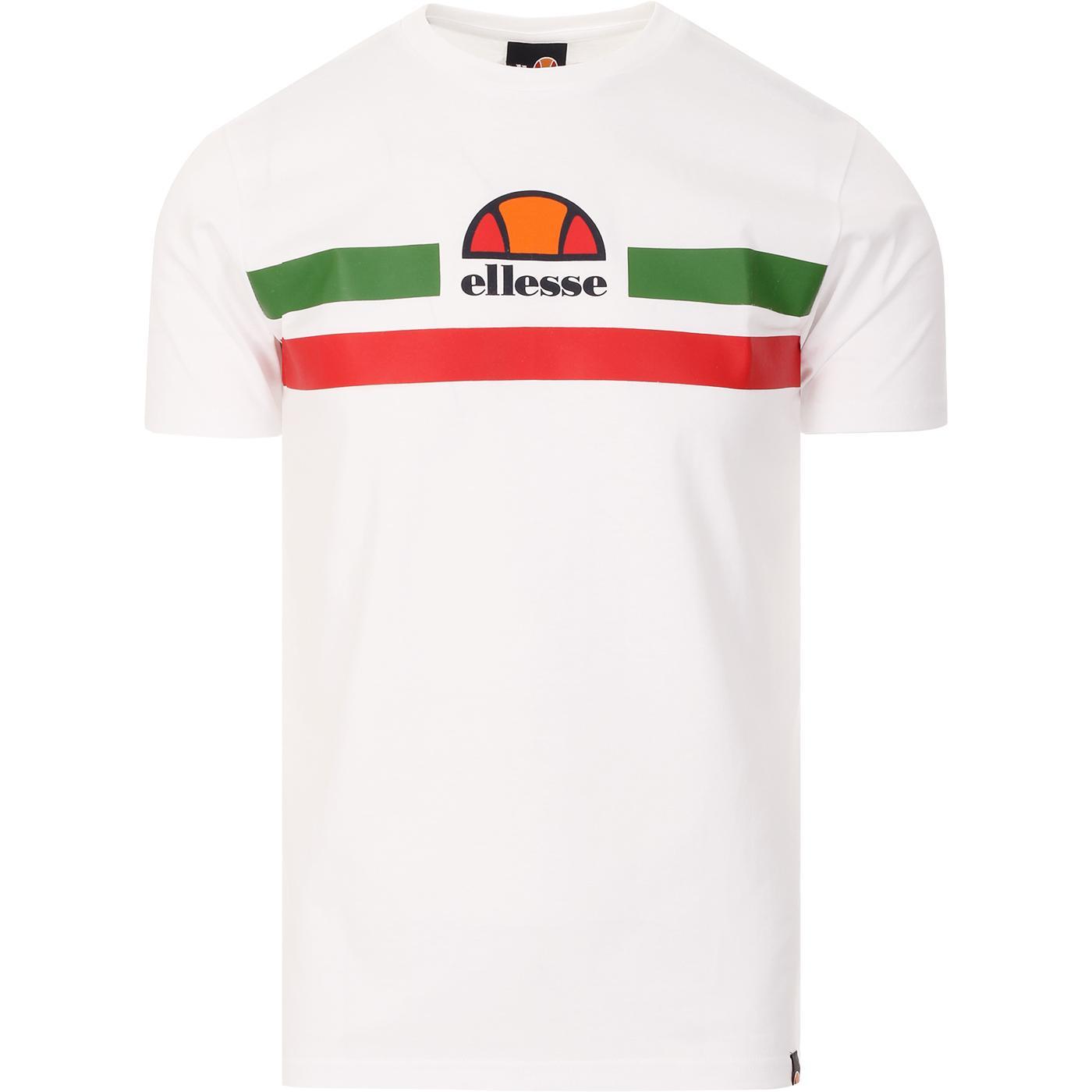 Aprela ELLESSE Retro Football Stripe Tee (Italy)