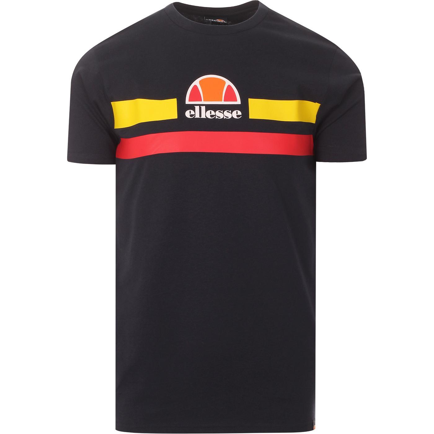 Aprela ELLESSE Retro Football Stripe Tee (Spain)