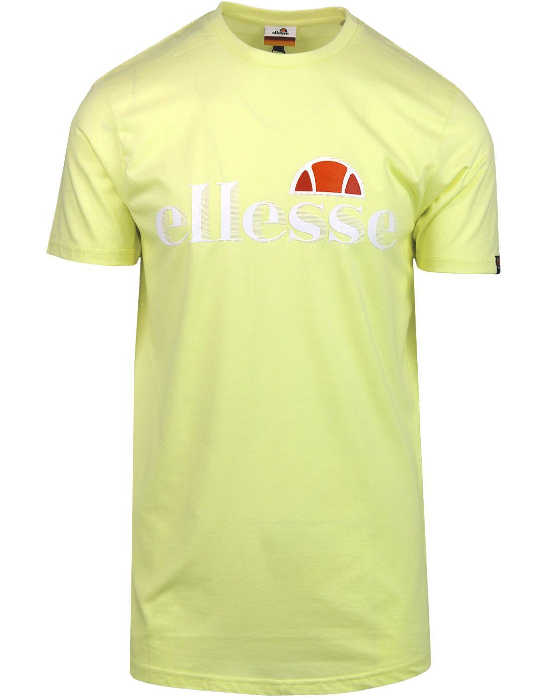 Balansat ELLESSE Retro 1980's Chest Logo Tee TY