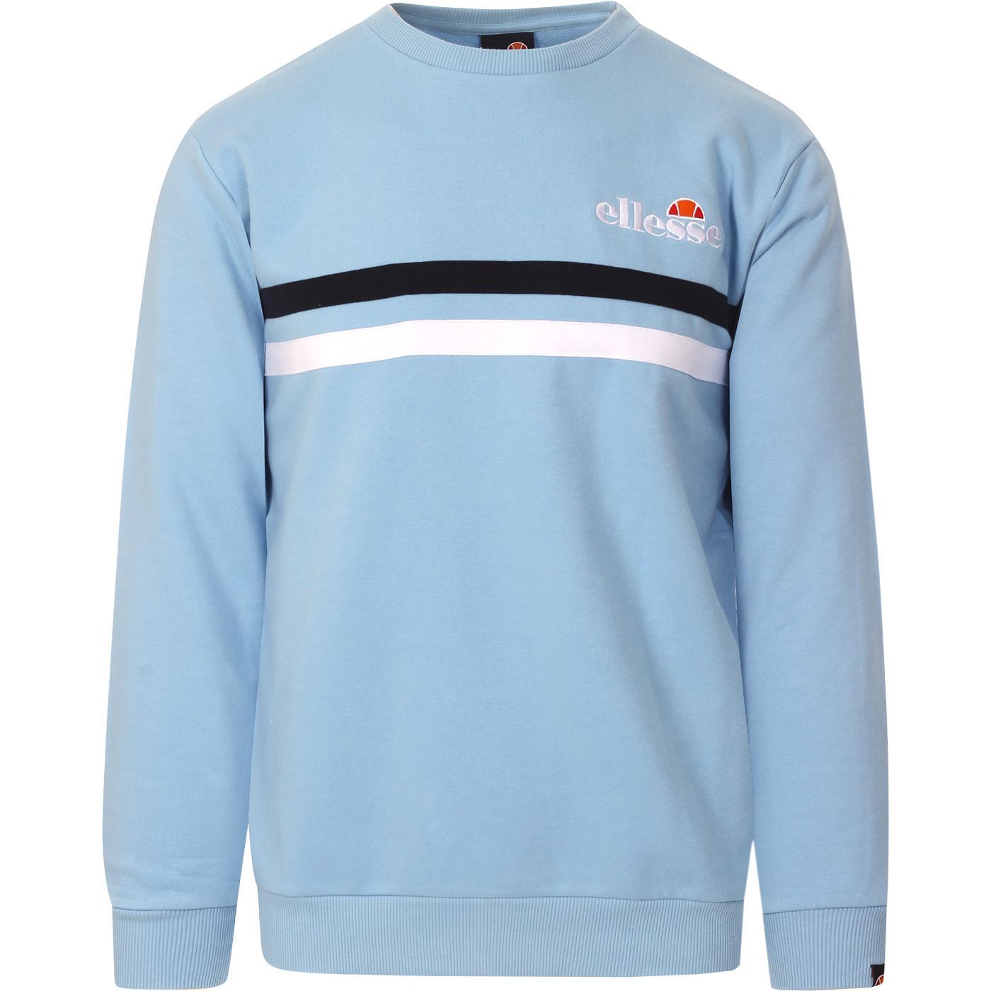 Bellucci ELLESSE Retro Chest Stripe Sweatshirt LB