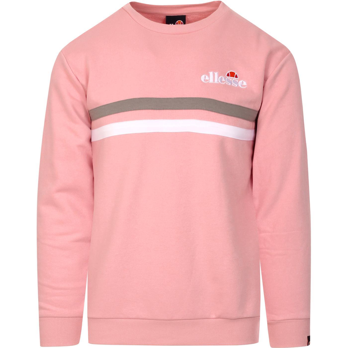 Bellucci ELLESSE Retro Chest Stripe Sweatshirt LP