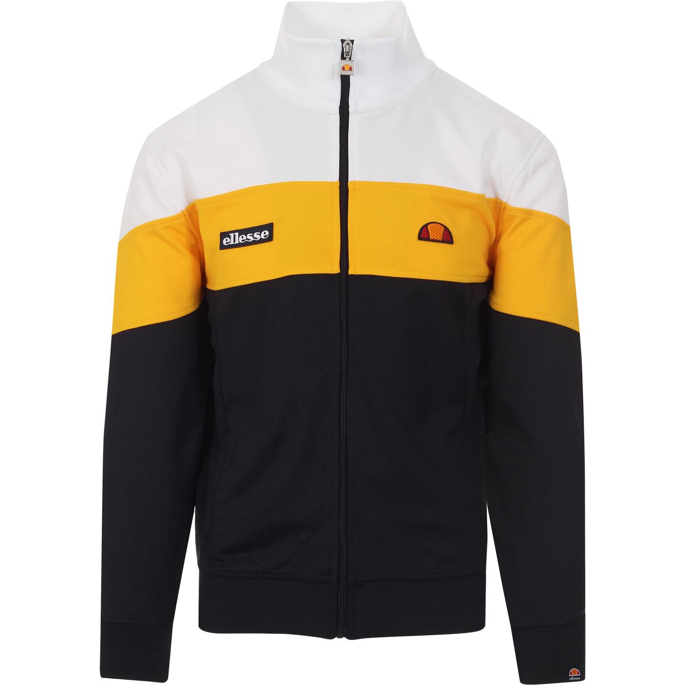 Caprini ELLESSE Retro Colour Block Track Top (N/Y)
