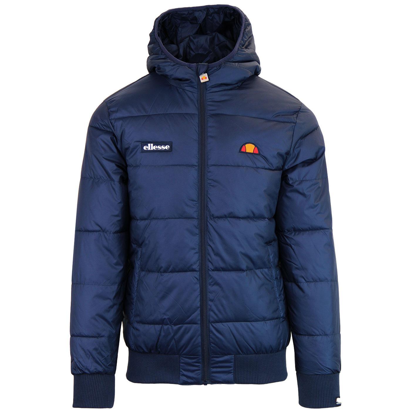Corvara ELLESSE Retro 70's Quilted Ski Jacket DB