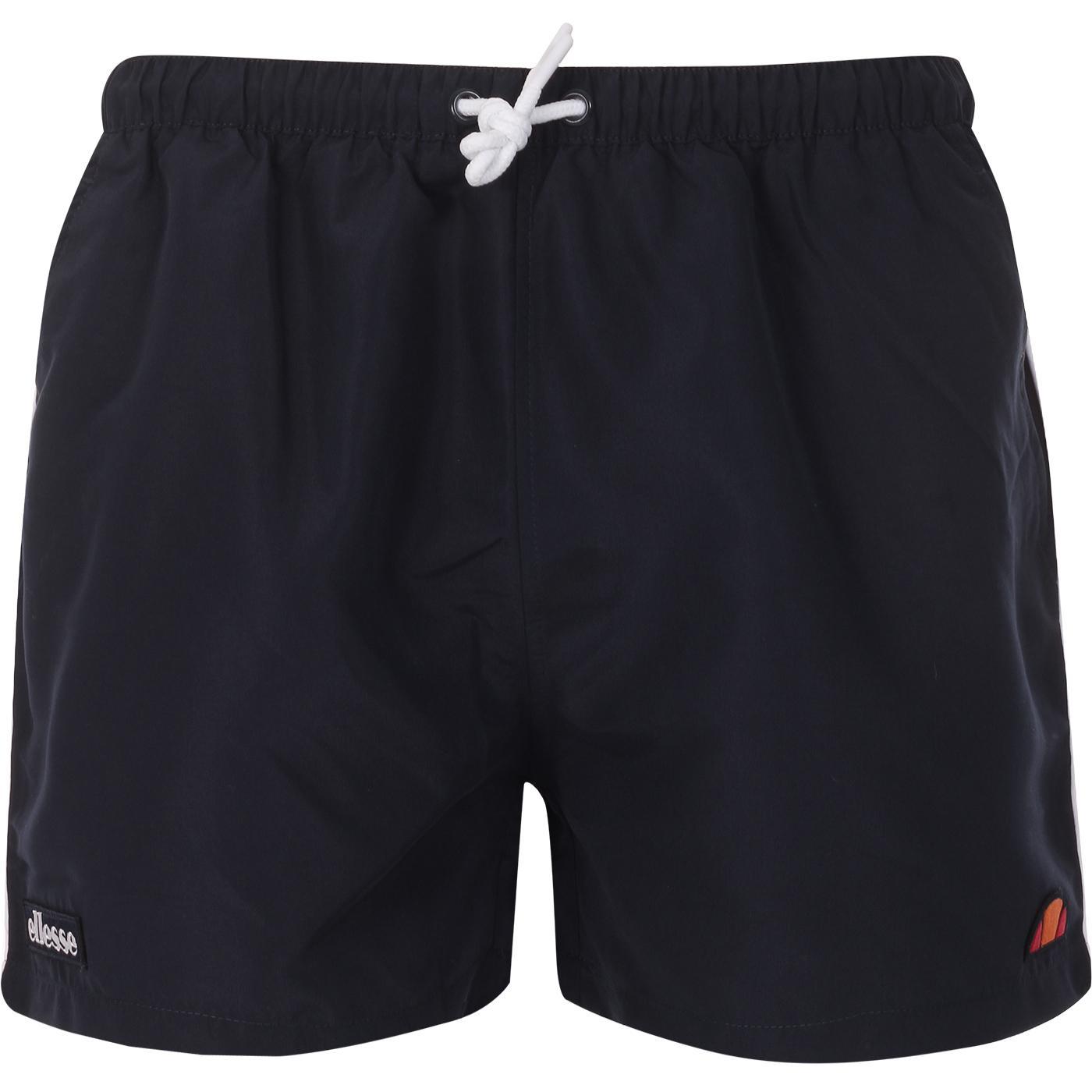Dem Slackers ELLESSE Retro Swim Shorts (Navy)