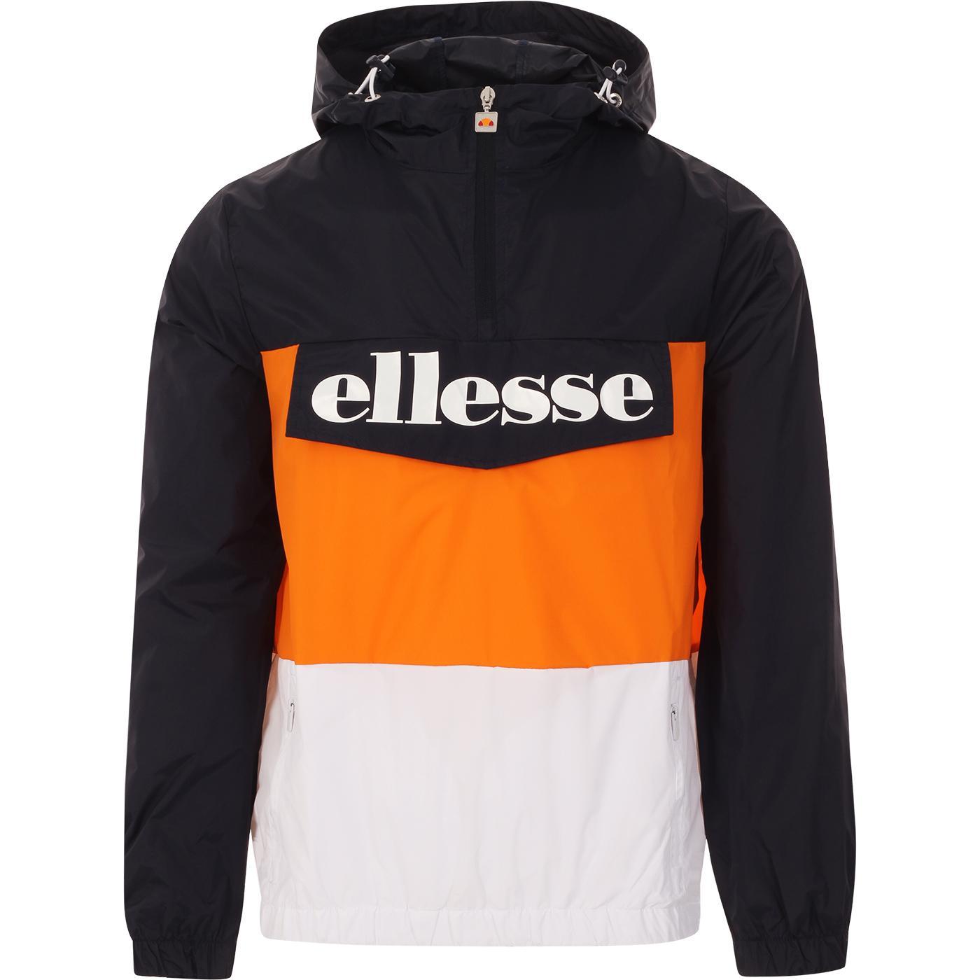 Domani ELLESSE Retro 80s Lightweight OH Jacket (N)