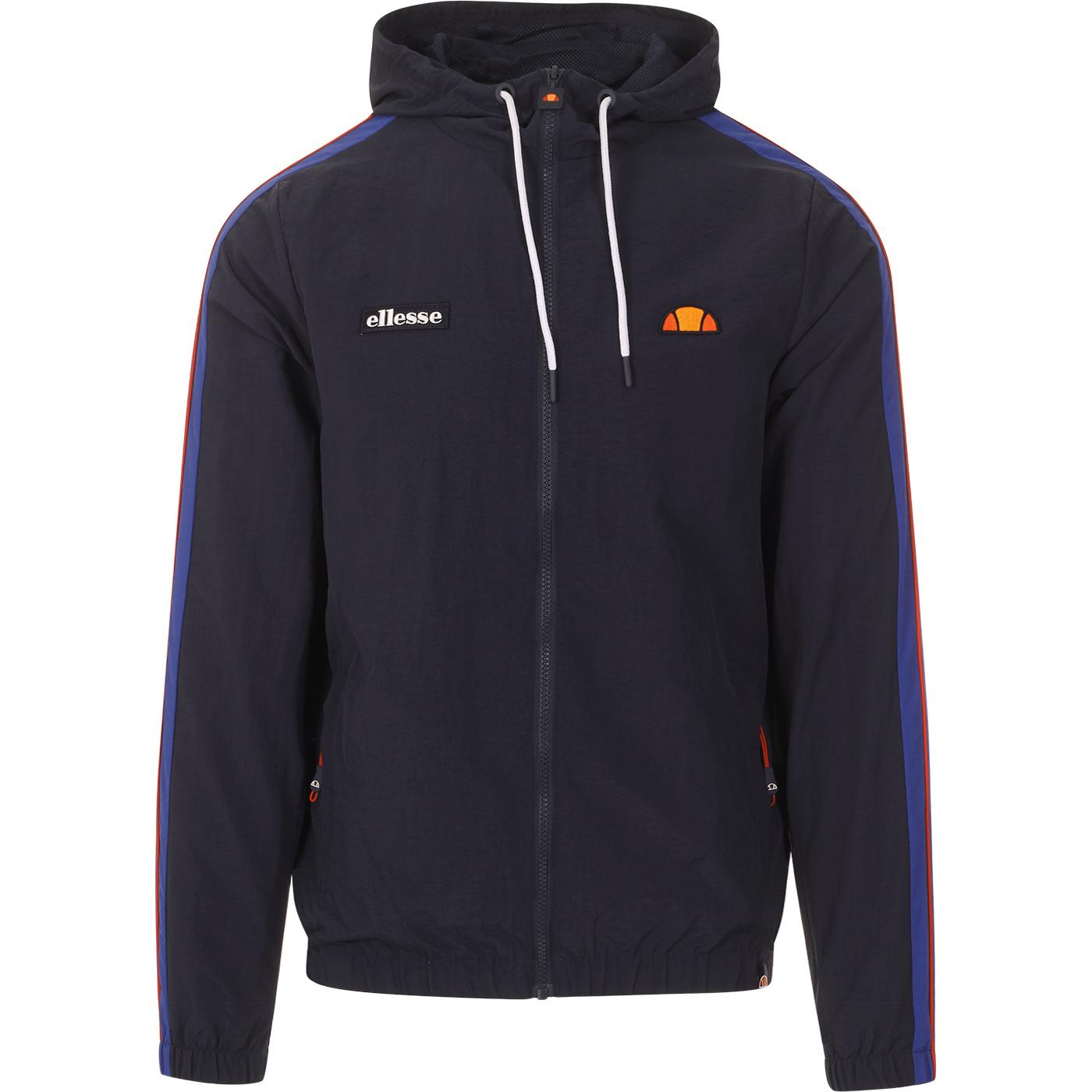 Fairchild ELLESSE Retro 90s Hooded Track Jacket