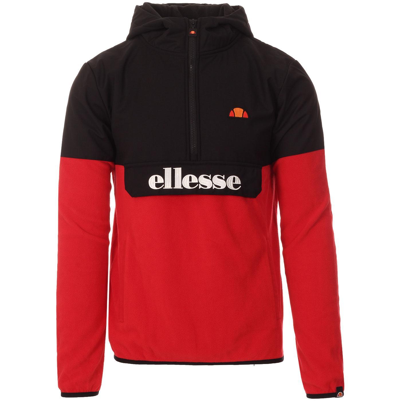 Freccia ELLESSE Retro 80s Fleece Panel OH Jacket