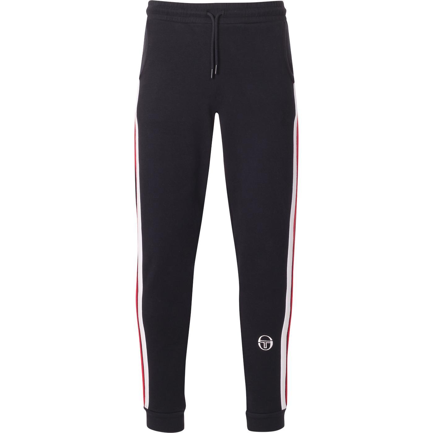 Grado SERGIO TACCHINI Stripe Jersey Track Pants NS