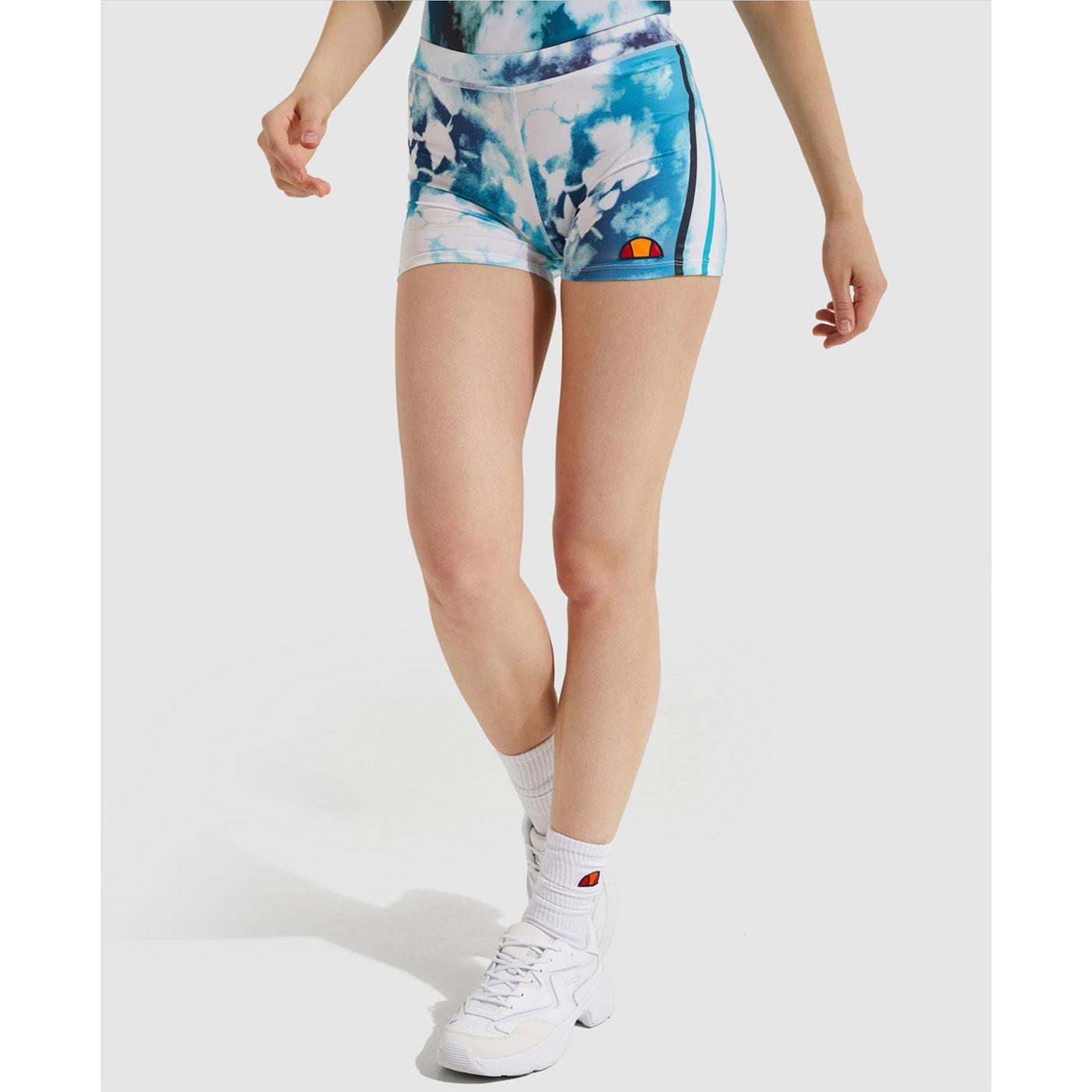 Impeto ELLESSE Women's Retro All Over Print Shorts