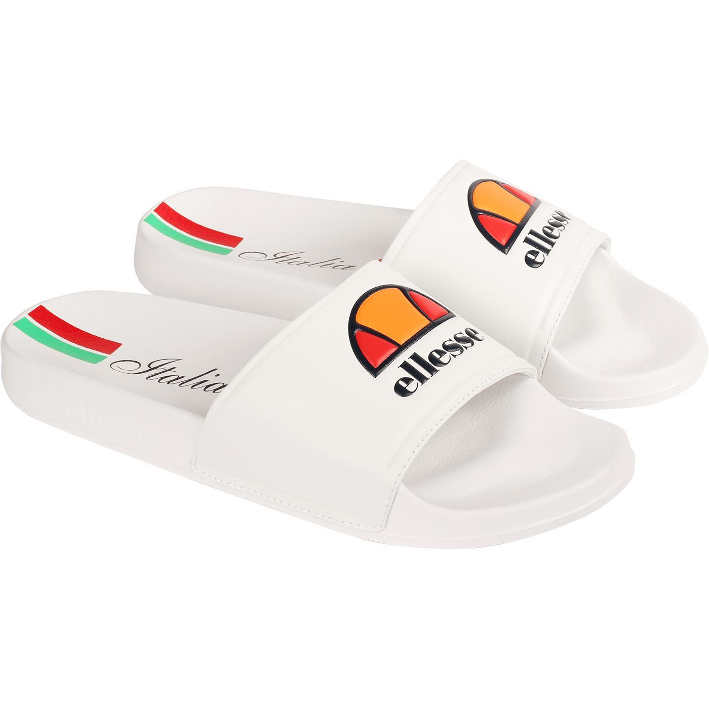 Joga Italia ELLESSE Retro Beach Slide Sandals
