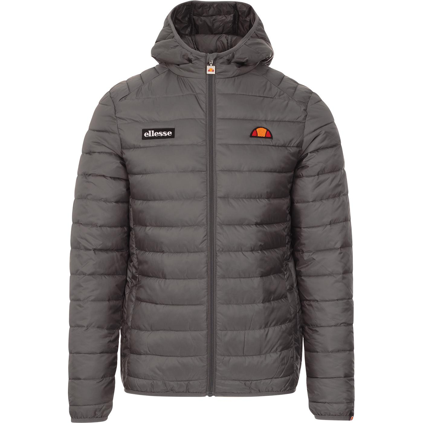 Lombardy ELLESSE Retro Mens Quilted Ski Jacket DG