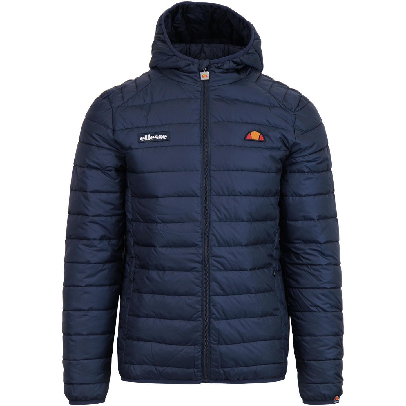 Lombardy ELLESSE Retro Mens Quilted Ski Jacket N