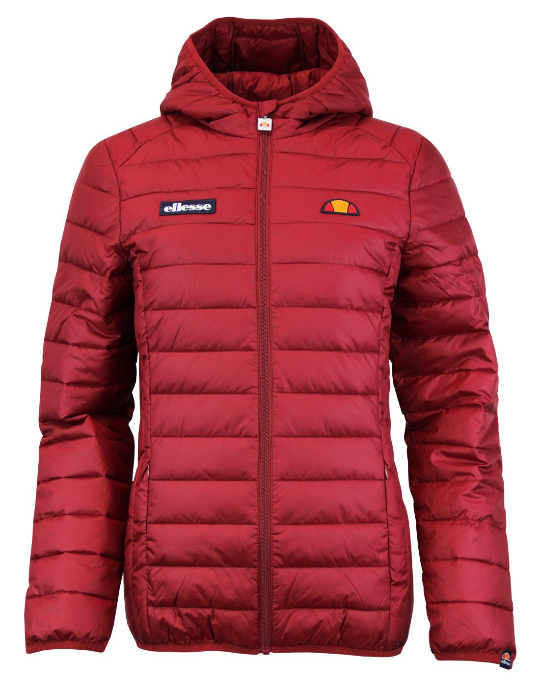 Lompard ELLESSE Retro 70s Quilted Ski Jacket (TR)