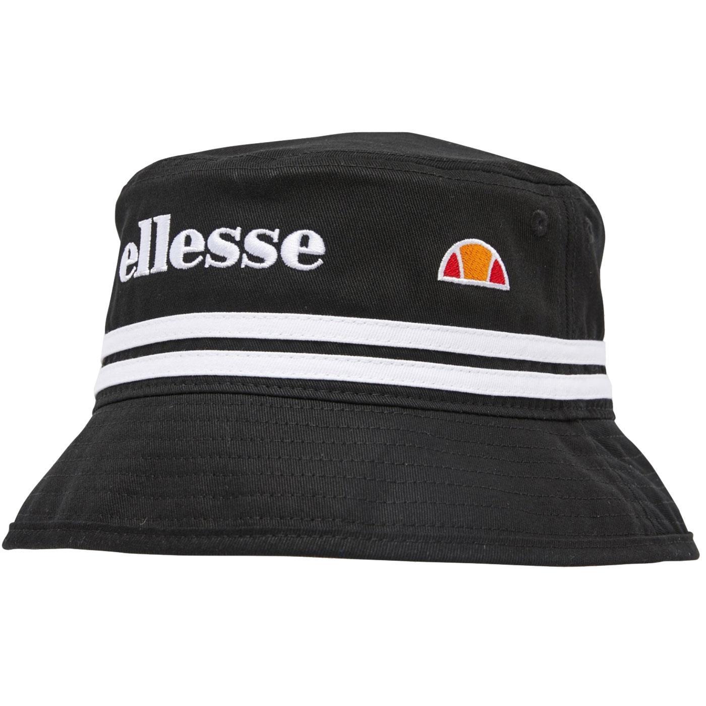 Lorenzo ELLESSE Retro Britpop Striped Bucket Hat B