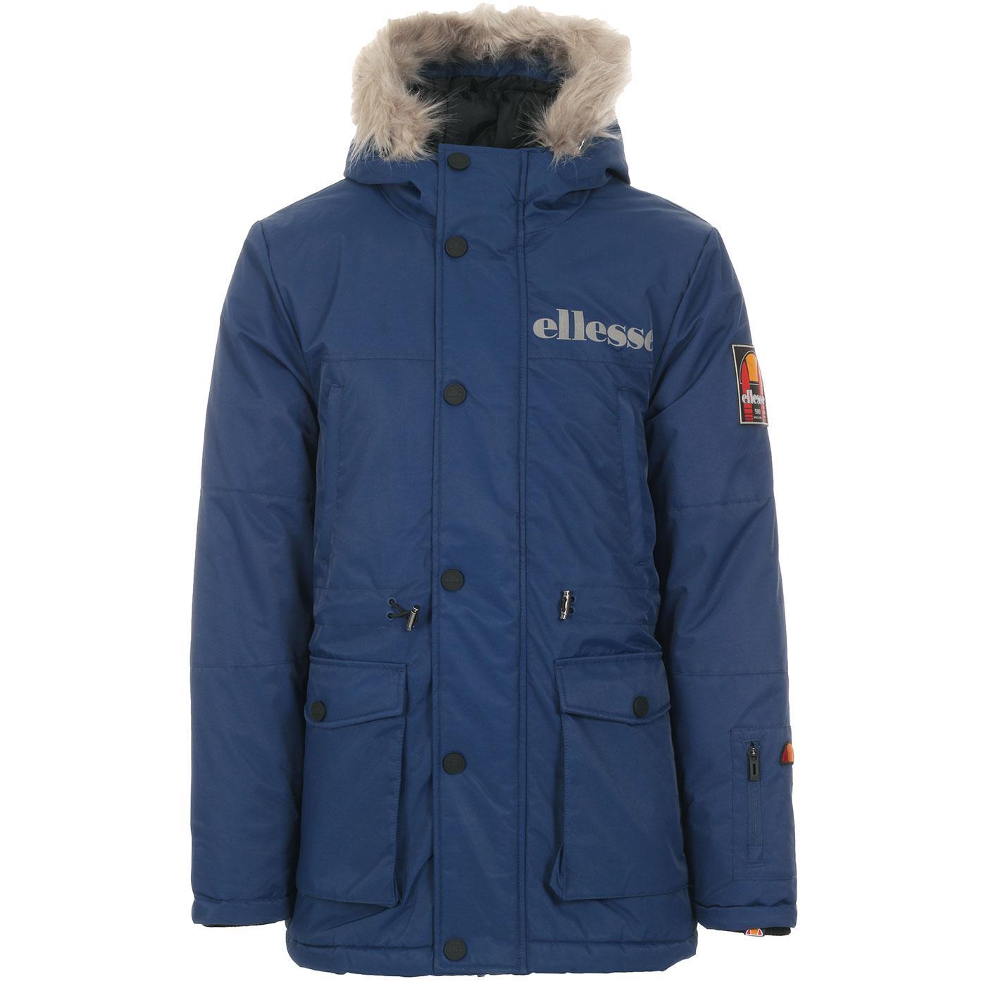 Mazzo ELLESSE Retro 90s Snorkel Parka Jacket (N)