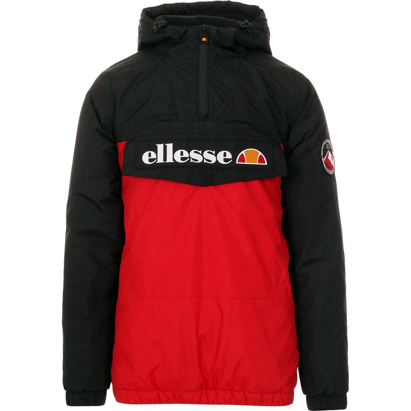 Monterini ELLESSE Retro Overhead Padded Ski Jacket
