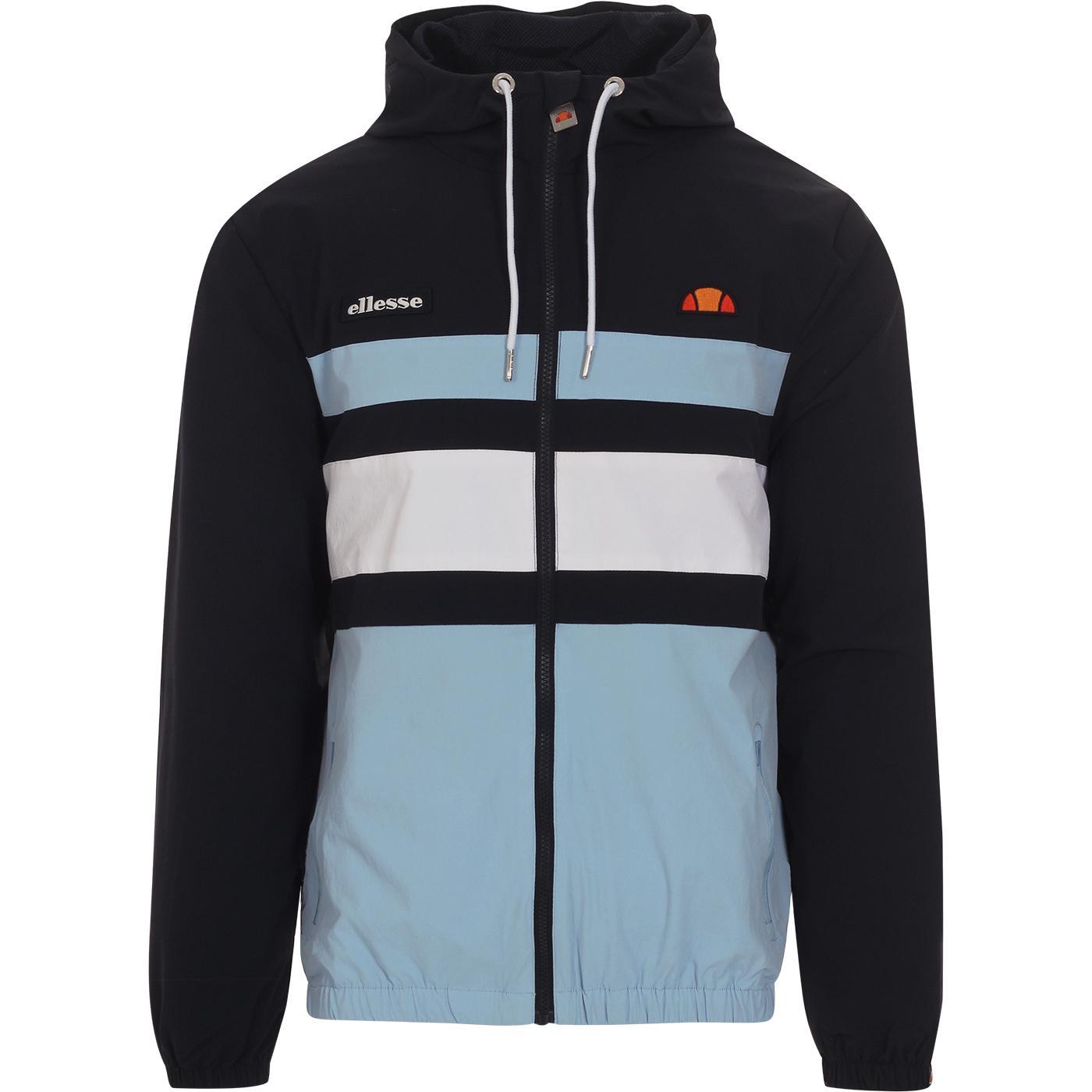 Nucci ELLESSE Retro 80's Casuals Stripe Jacket